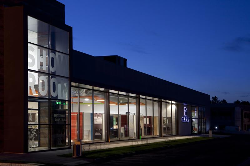 Edifício Exterior Matinfra