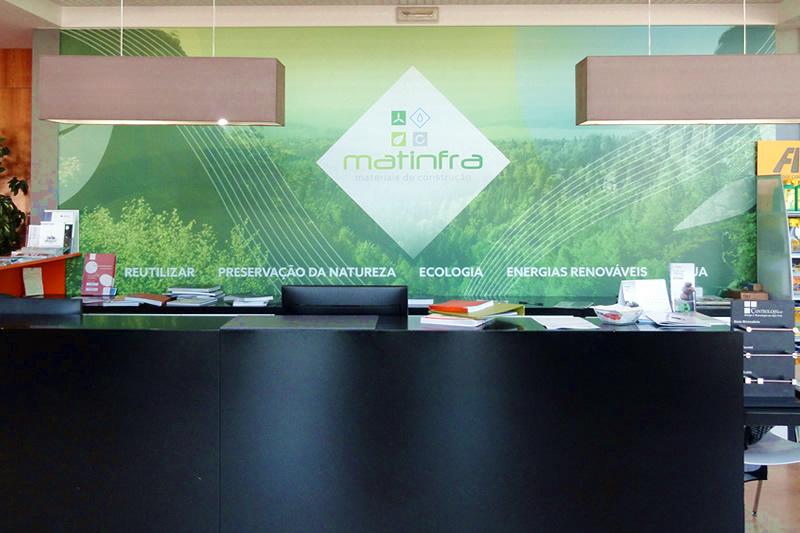 Receção Matinfra